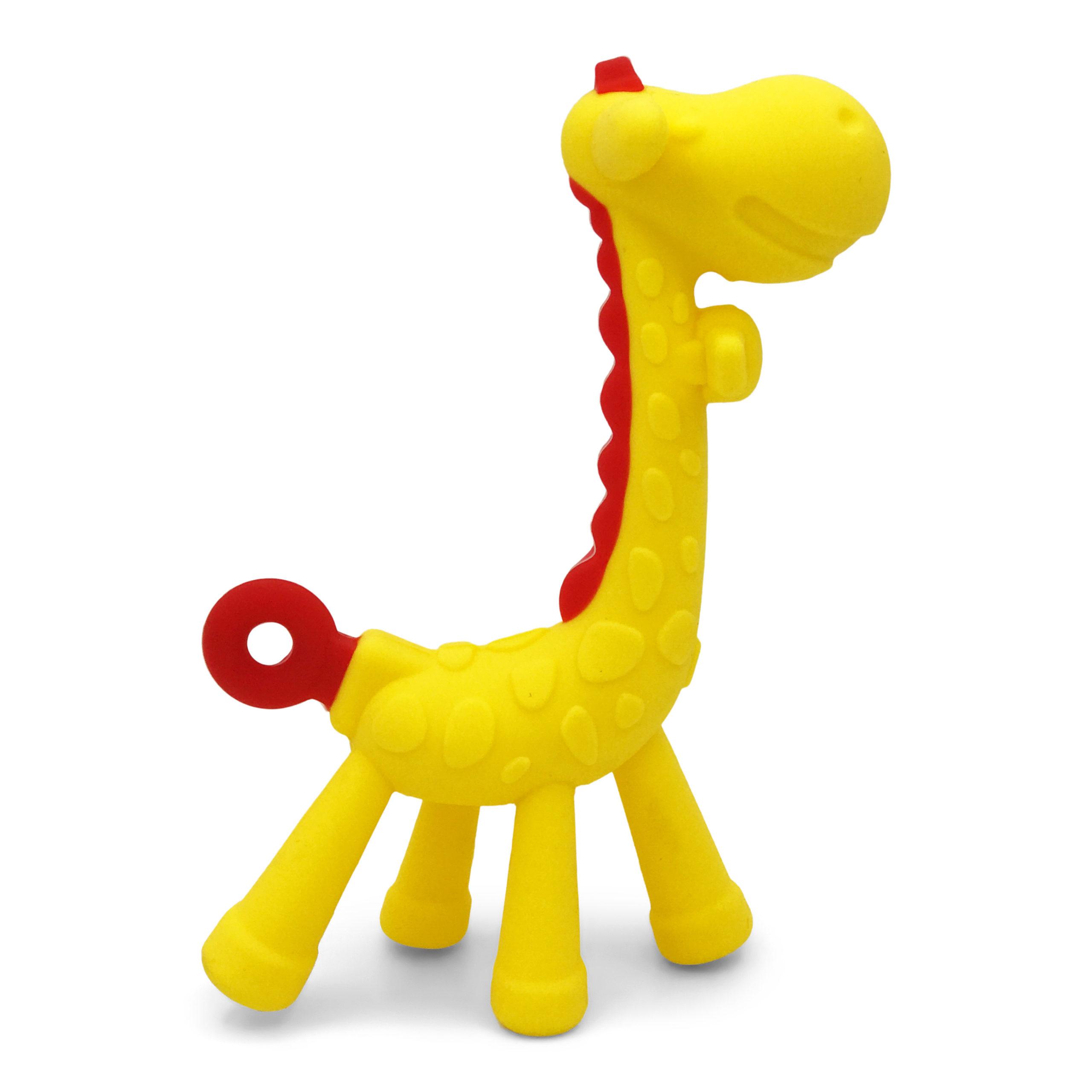 giraffe-3d-geel