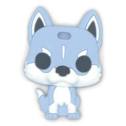 hond-spitse-oren-lichtblauw