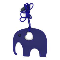 olifant-donkerblauw
