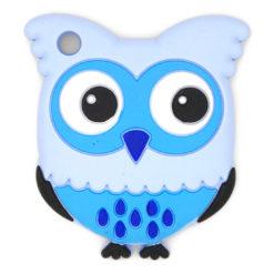 uil-blauw